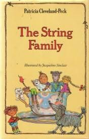 book cover of The String Family