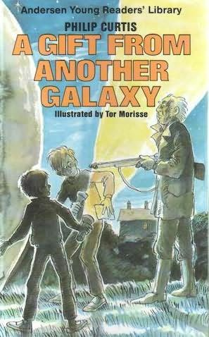 book cover of A Gift from Another Galaxy