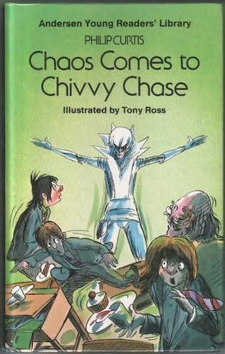 book cover of Chaos Comes to Chivvy Chase