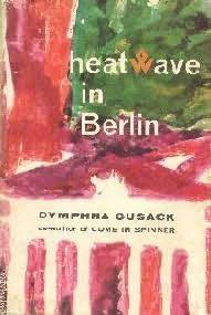 book cover of Heat Wave in Berlin