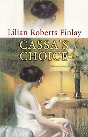 book cover of Cassa\'s Choice