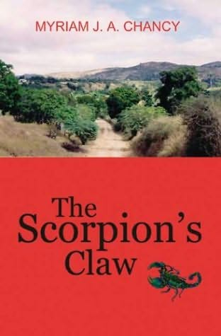 book cover of The Scorpion\'s Claw