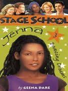 book cover of Jenna - Dancing Dreams