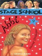 book cover of Abbi - Secret Stranger