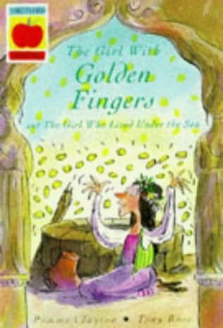 book cover of The Girl with Golden Fingers