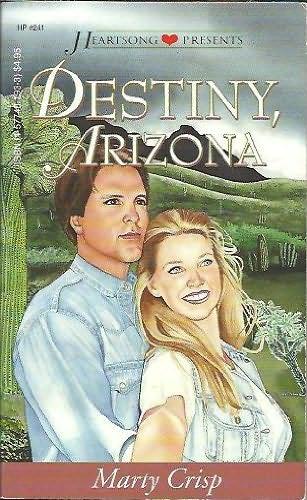 book cover of Destiny, Arizona