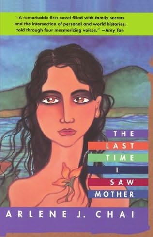 book cover of The Last Time I Saw Mother