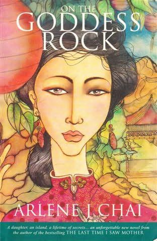 book cover of On the Goddess Rock