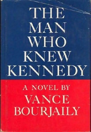 book cover of The Man Who Knew Kennedy