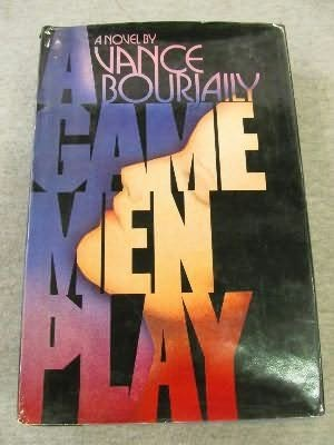 book cover of A Game Men Play
