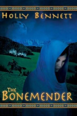 book cover of The Bonemender