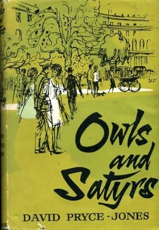 book cover of Owls and Satyrs