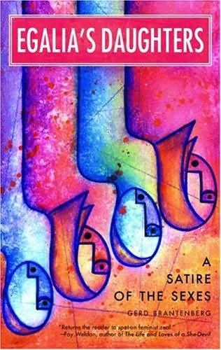 book cover of Egalia\'s Daughters