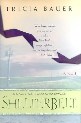 book cover of Shelterbelt