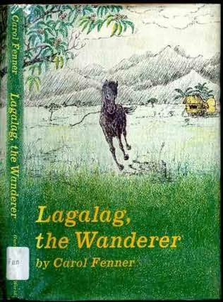 book cover of Lagalag, the Wanderer