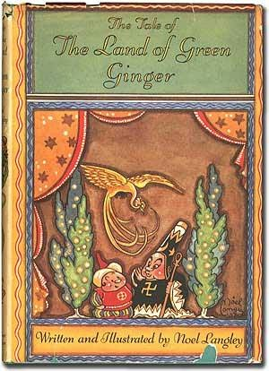 book cover of The Tale of the Land of Green Ginger