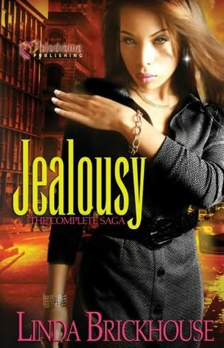 book cover of Jealousy, The Complete Saga