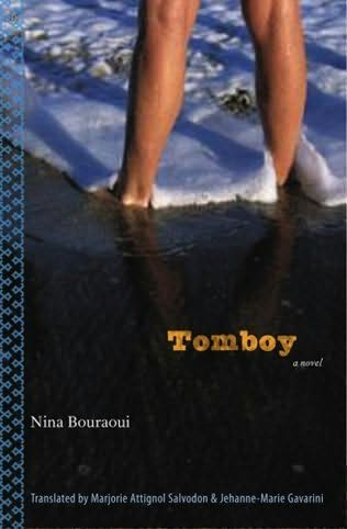 book cover of Tomboy