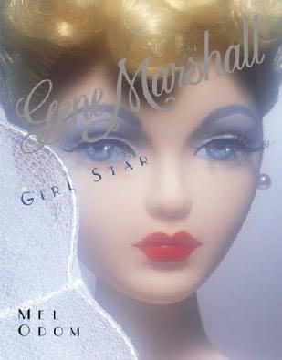 book cover of Gene Marshall: Girl Star