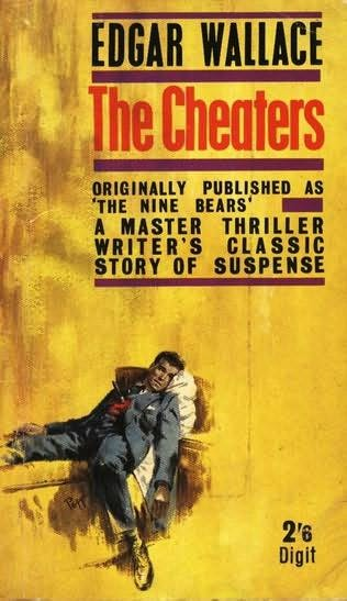 book cover of The Cheaters