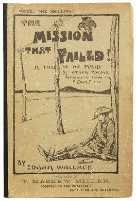 book cover of The Mission The Failed