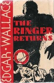 book cover of The Ringer Returns