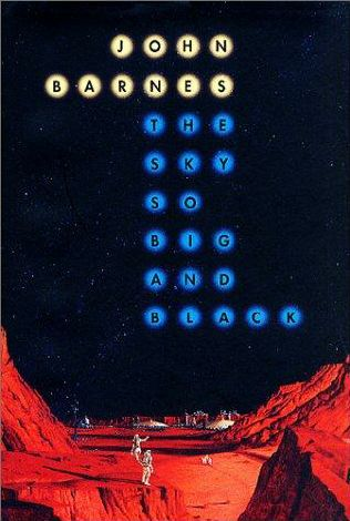 book cover of The Sky So Big and Black
