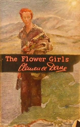 book cover of The Flower Girls