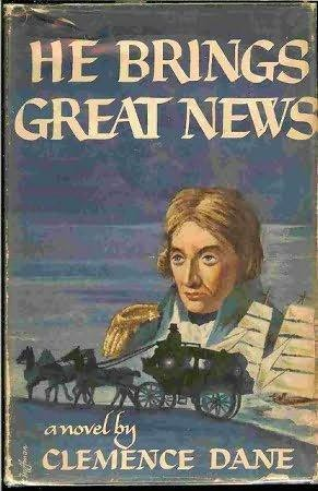 book cover of He Brings Great News