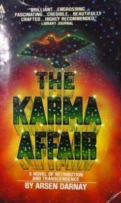 book cover of The Karma Affair