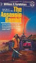 book cover of The Assassin Gambit