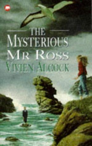 book cover of The Mysterious Mr. Ross