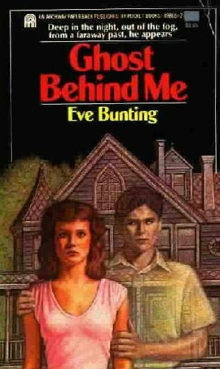 book cover of Ghost Behind Me
