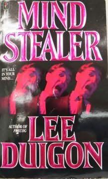 book cover of Mind Stealer