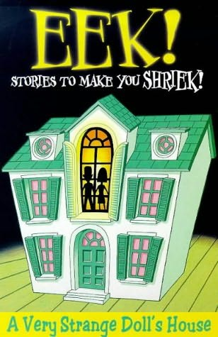 book cover of A Very Strange Doll\'s House