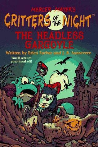 book cover of The Headless Gargoyle