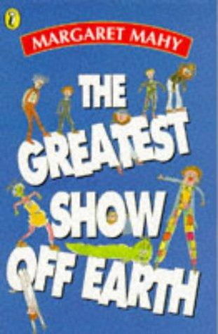 book cover of The Greatest Show Off Earth