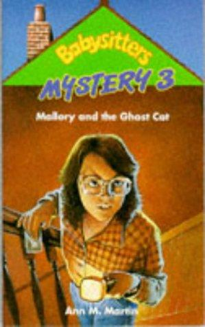 book cover of Mallory and the Ghost Cat