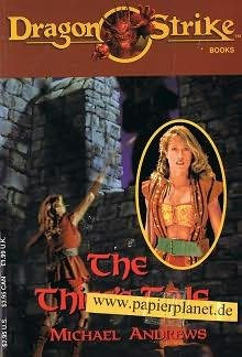book cover of The Thief\'s Tale
