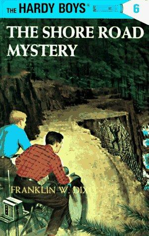 book cover of The Shore Road Mystery