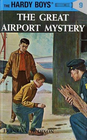 book cover of Great Airport Mystery