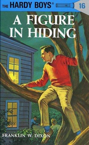 book cover of Figure in Hiding
