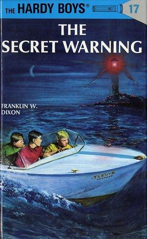 book cover of The Secret Warning