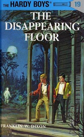 book cover of Disappearing Floor