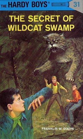 book cover of The Secret of Wildcat Swamp