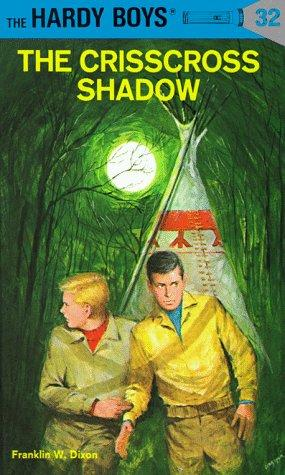 book cover of The Crisscross Shadow