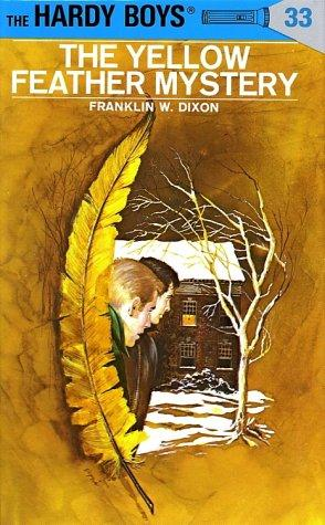 book cover of The Yellow Feather Mystery