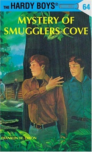 book cover of Mystery Of Smugglers Cove
