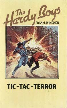 book cover of Tic-Tac-Terror