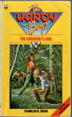 book cover of The Crimson Flame